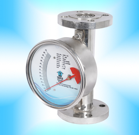 Flow Switch For Glass Tube Rotameter
